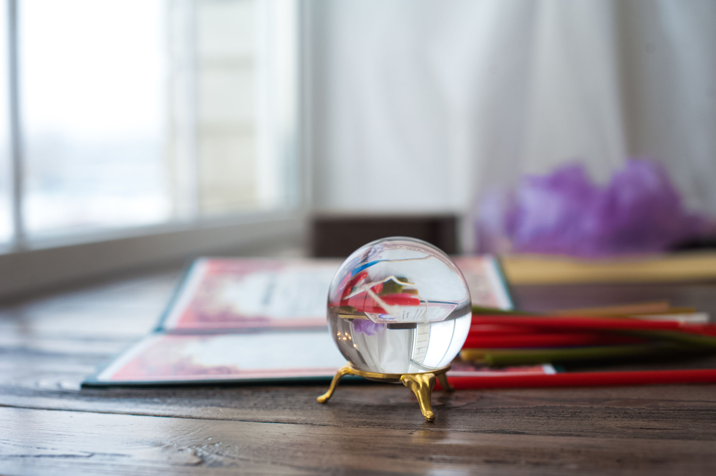 Consultation boule de cristal en ligne